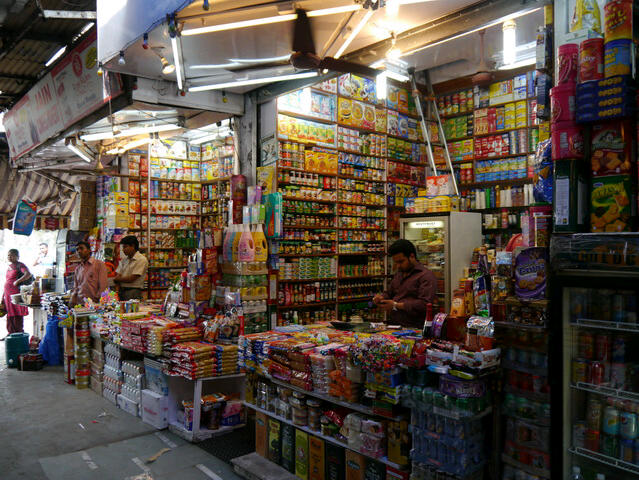 Delhi - INA Markt