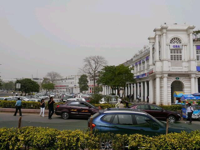 Delhi - Connaught Place