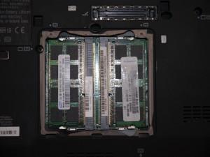 X200T RAM Upgrade