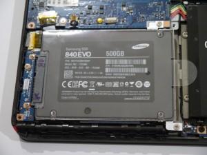 Thinkpad Yoga SSD Upgrade
