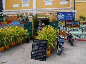 Phnom Penh: Restaurant Friends