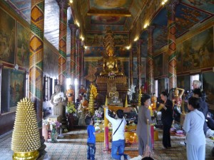 Phnom Penh: Wat Phnom