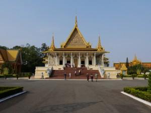 Phnom Penh: Königspalast