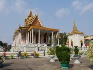 Phnom Penh: Silberpagode