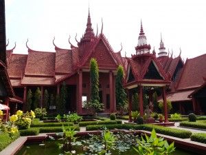 Phnom Penh: Nationalmuseum