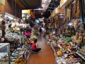 Phnom Penh: Russischer Markt