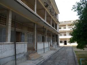 Phnom Penh: Gefängnis S-21