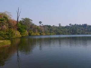 Banlung: Yoklom-See