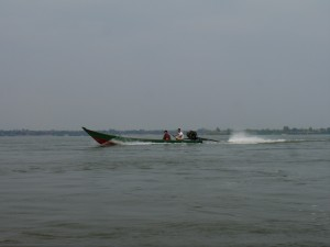 Kratie: Mekong, Turbo-Flitzer