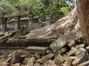 Beng Mealea bei Siem Reap