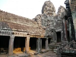 Angkor Thom: Bayon