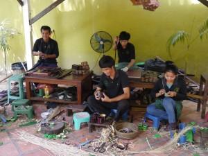 Siem Reap: Senteurs dÁngkor Workshop