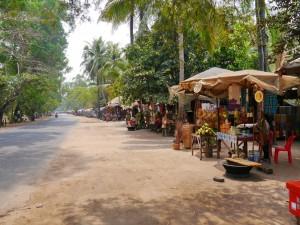 Siem Reap: Palmzucker