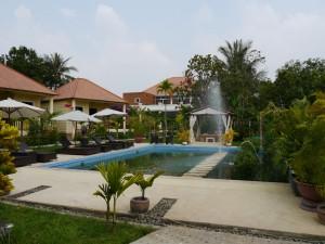 Battambang: Hotel Au Caberet