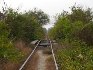 Battambang: Bamboo Train