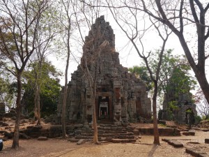 Battambang: Wat Banan