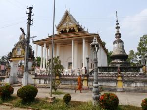 Battambang: Pagode