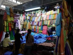 Battambang: Markt