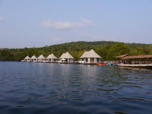 Koh Kong: 4 River Floating Lodge