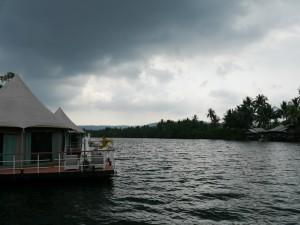 Koh Kong: 4 River Floating Lodge, Stimmung am Nachmittag