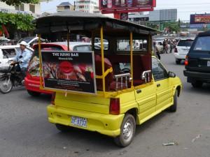 Sihanouk Ville: Super-Tuk-Tuk