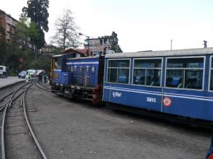 DHR: Darjeeling Rangiermanöver