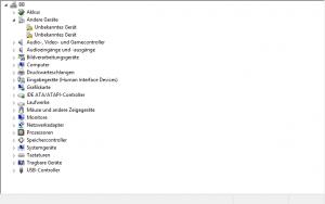Sony Vaio P11 Gerätemanager