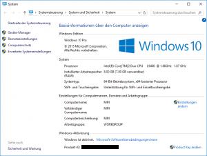 X200T Windows 10 System