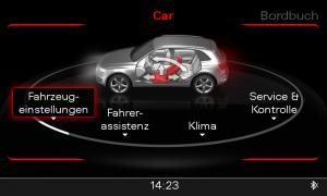 Audi Q5 Handbuch nicht verfügbar