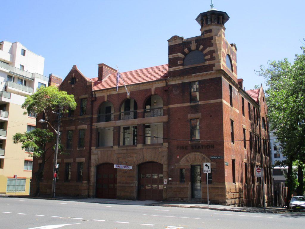 Sydney - Feuerwehrgebäude