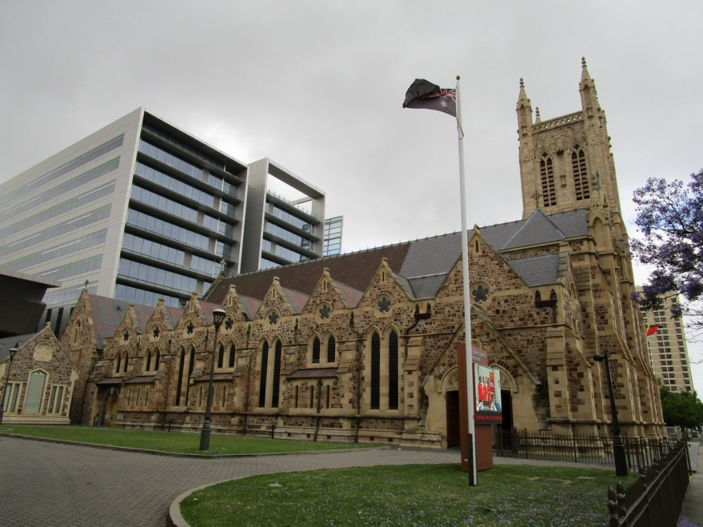 Adelaide St.Francis Xavier Cathedral