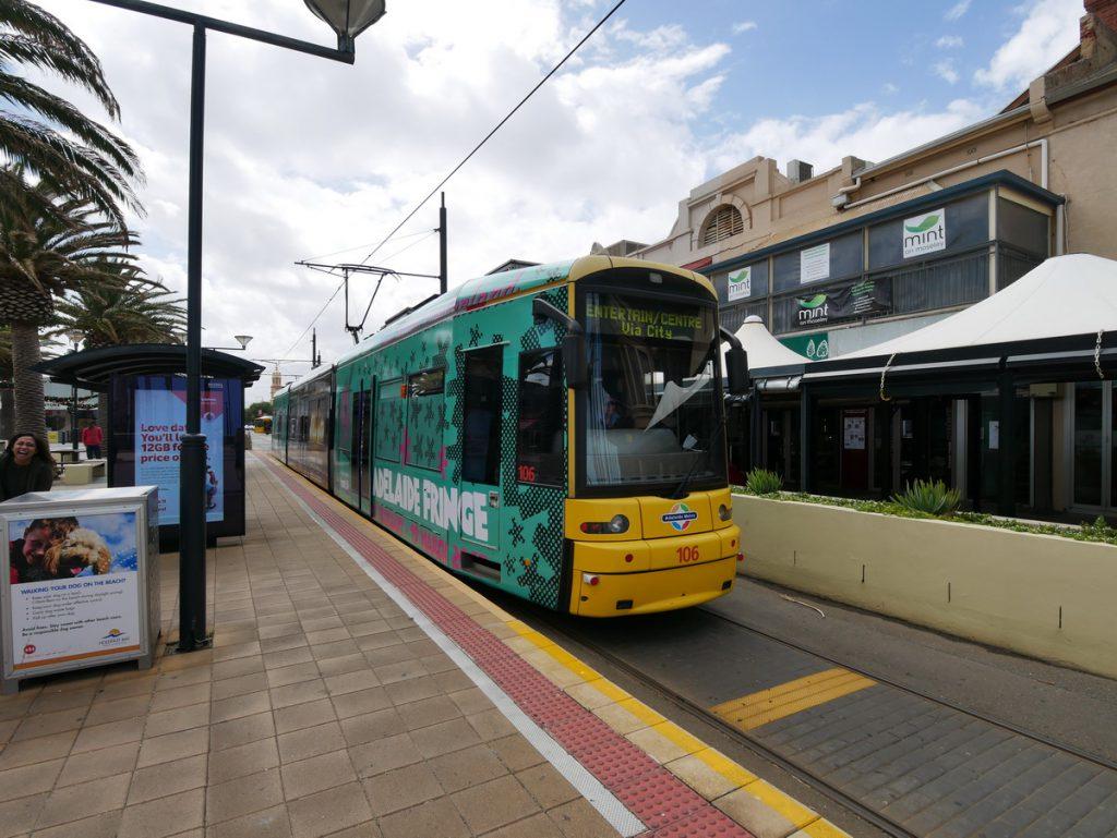 Gleneld Tram