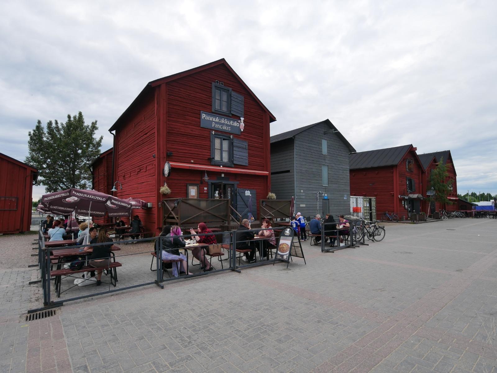 Joensuu Oulu
